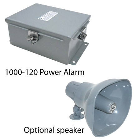 Tomar's 1000 and 1100 Power Alarm®