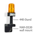 MicroLED-wall-mount